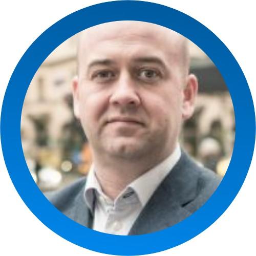 Brendan O'Riordan, CEO Zutec